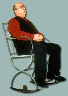Lucien Longueville, créateur de véranda