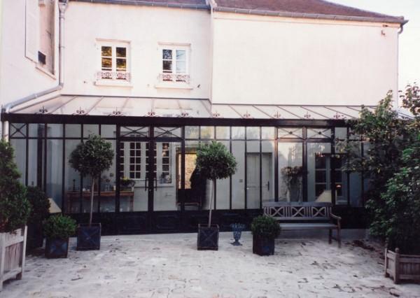 Veranda atelier d 39 artiste - Veranda style atelier d artiste ...